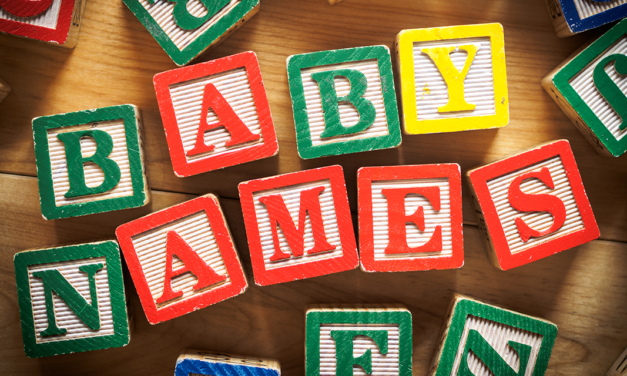 Most Popular Baby Names for 2016