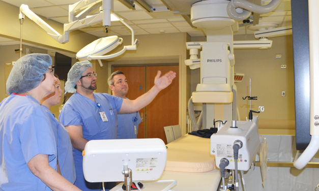 Mercy Hospital Expands Cardiac Catheterization  Services with Opening of Fourth Lab