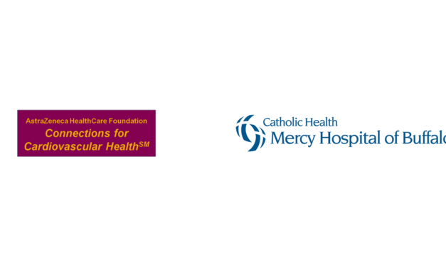 AstraZeneca HealthCare Foundation Awards $165,770 Grant to Mercy Hospital to  Improve Heart Health in High-risk Buffalo Community
