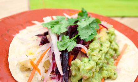 Healthy Fish Taco