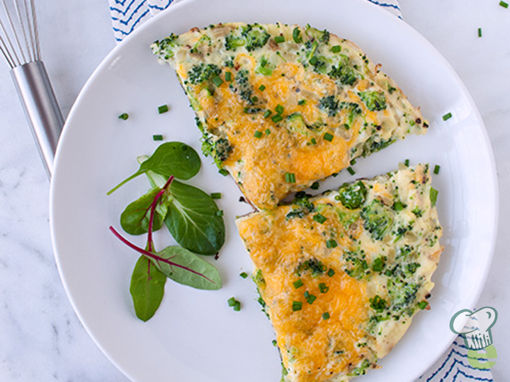 broccoli-cheese-omelette