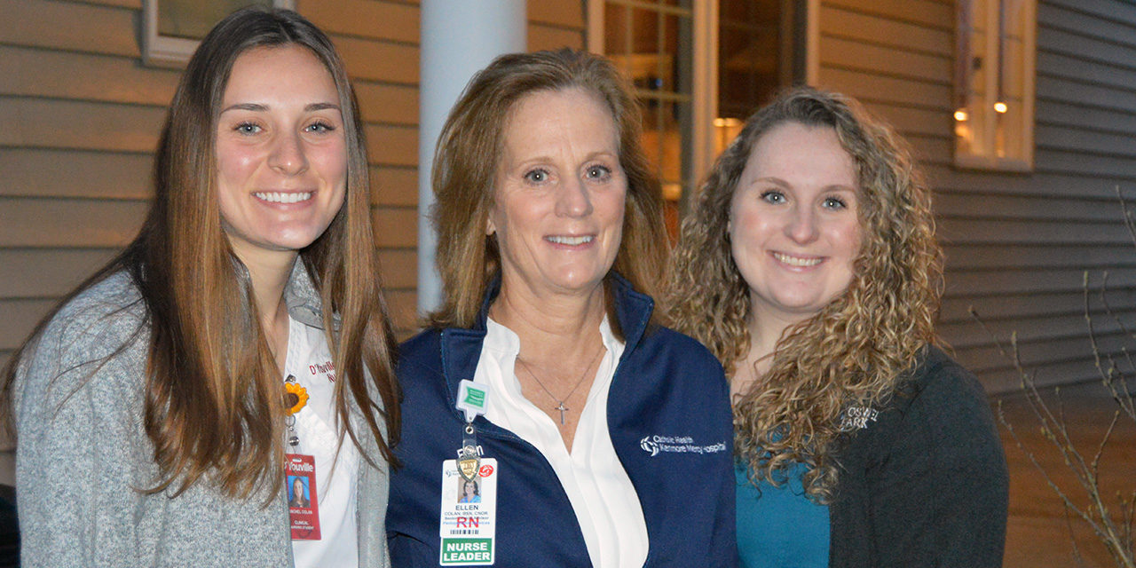 All in the family: A Tradition of Caring at Kenmore Mercy Hospital