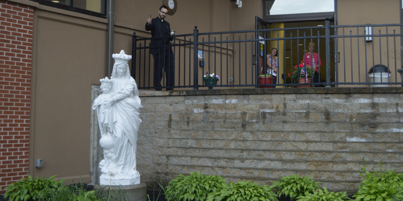 Iconic Statues of Our Lady of Victory Restored