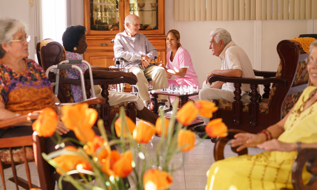 The Secret to Being Healthy & Happy?  Get Together With Friends