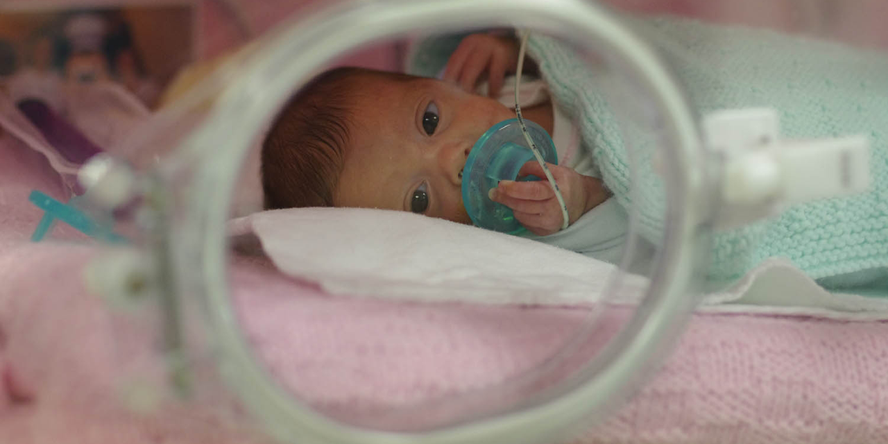 NICU Tour with Q&A for Higher Risk Moms and Babies