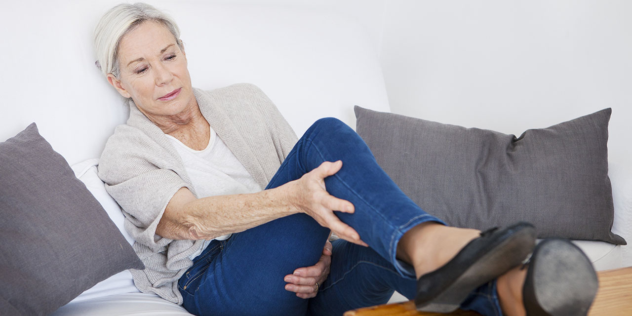 Why You Shouldn't Ignore Achy Legs