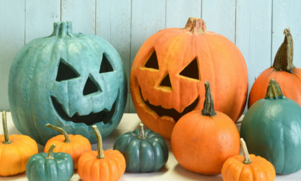 Teal Pumpkin Project Helps Kids Enjoy Halloween