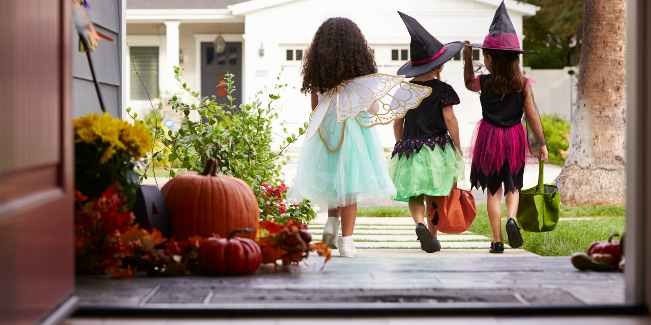 Trick-or-Treat, Swap the Sweet