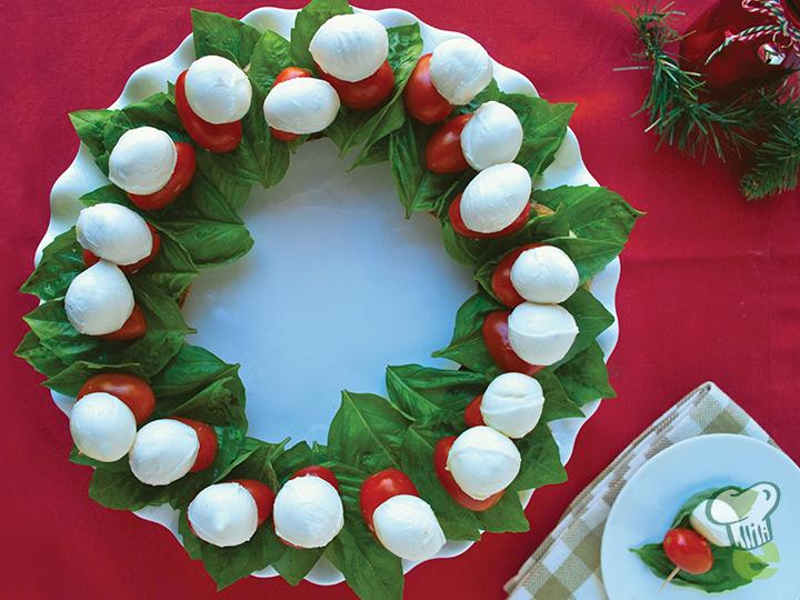 caprese-wreath