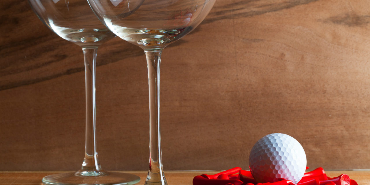 Golf and Wine Event