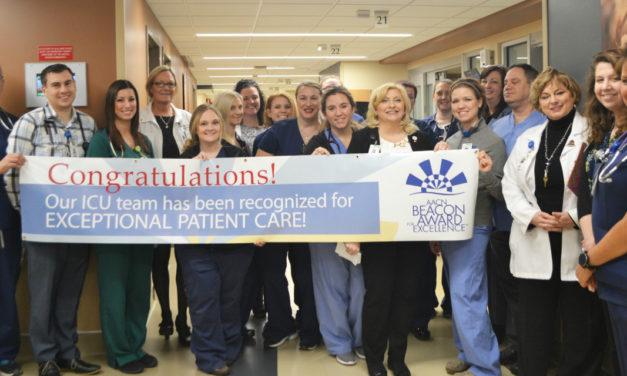 Mercy Hospital of Buffalo Receives Beacon Award for Excellence