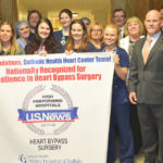 U.S. News & World Report Recognizes Mercy Hospital of Buffalo as High Performing Hospital For Heart Bypass Surgery