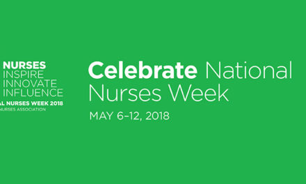 National Nurses' Week:  Time to Celebrate Our Valuable Nursing Associates