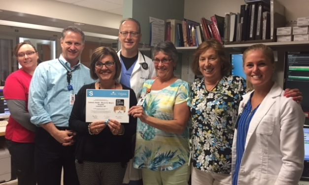 Mount St. Mary's Receives Get with the Guidelines-Stroke Gold Plus Quality Achievement Award