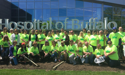 Mercy Hospital Holds 10th Annual Neighborhood Clean Sweep