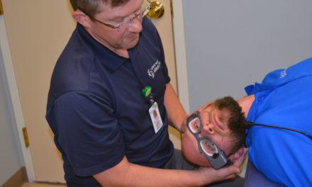 High-definition Goggles Helping Diagnose Vertigo Issues