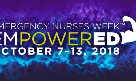 Mount St. Mary's Hospital  Celebrates Emergency Room Nurses' Week