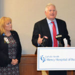 Erie County Clerk and Mercy Hospital of Buffalo Announce Results from Carotid Artery Screenings