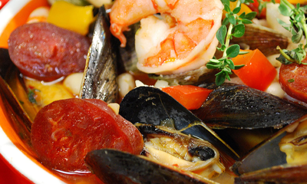 Festive Seafood Stew