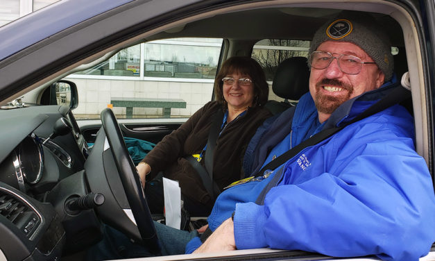 Volunteer Spotlight: VanGo Drivers