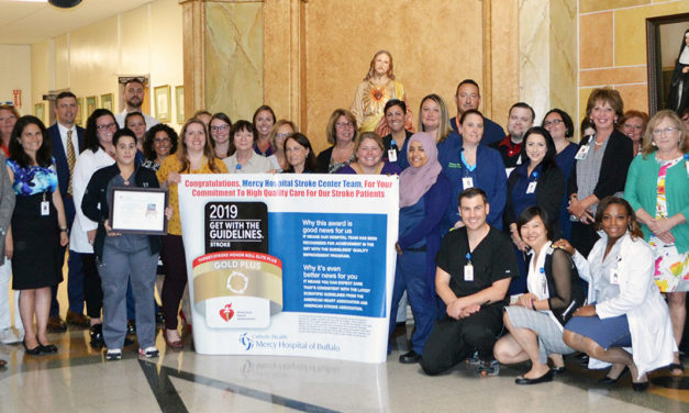 Mercy Comprehensive Stroke Center Achieves AHA's Highest Level Recognition for 7th Year in a Row