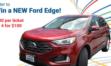 Mercy Hospital Foundation Ford Edge Raffle
