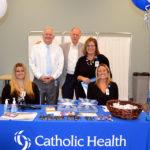 Erie County Clerk Mickey Kearns & Mercy Hospital Offer Free Stroke Prevention Screenings