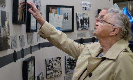 Kenmore Mercy Celebrates its Founding with Unveiling of Heritage Exhibit