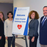 New Cardiology Center Opens in Former NICU at Sisters Hospital