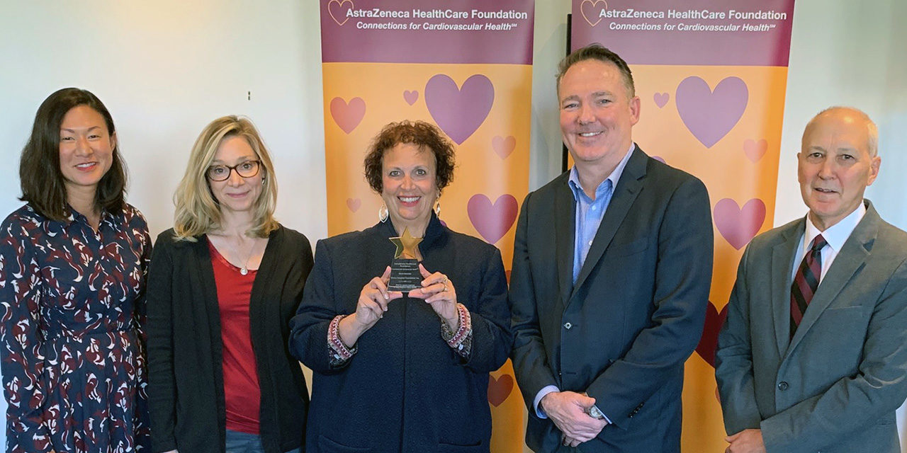 Mercy Hospital Foundation's Heart Smart for Life Program Shines at National Conference