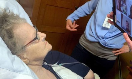 Virtual Visits for Nursing Home Residents Are Keeping Families Connected