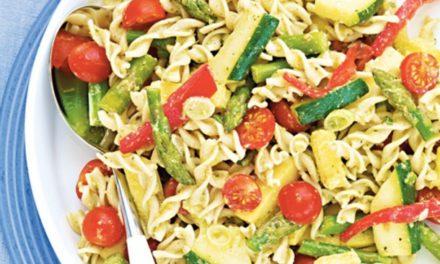 Gluten-free Summer Pasta Salad