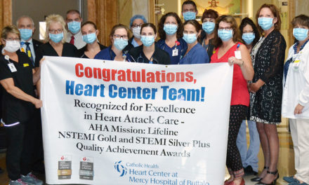 Mercy Hospital Receives AHA Quality Awards for Heart Attack Care