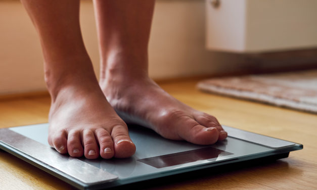 Why the Scale Isn't Moving in the Right Direction