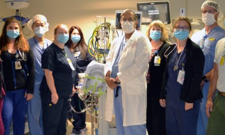 ECMO Life Support Therapy Becomes Unsung Hero in COVID-19 Battle