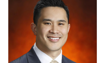 Aaron Chang Named President of Sisters of Charity Hospital