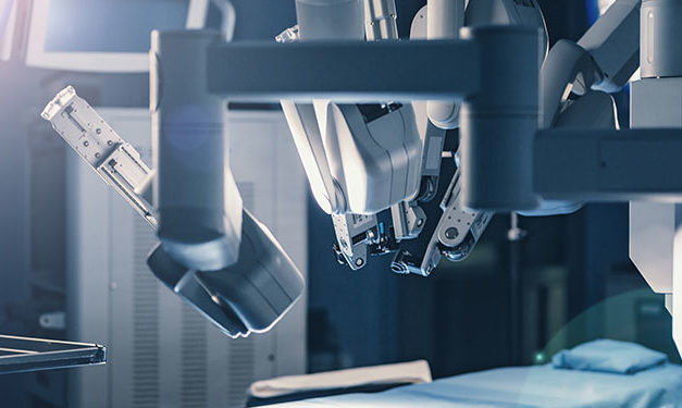 Robotic Surgery Offers Benefits During Recovery and Beyond