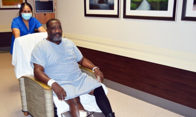 """New Recliners Helping Patients Take """"Next Steps"""" to Recovery at Kenmore Mercy"""