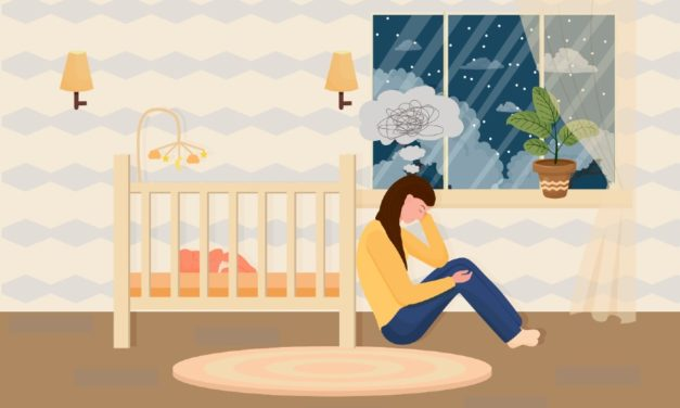 Dealing with Postpartum Depression as a New Mom (During a Global Pandemic)