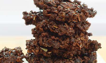 Crunchy Coco Bites