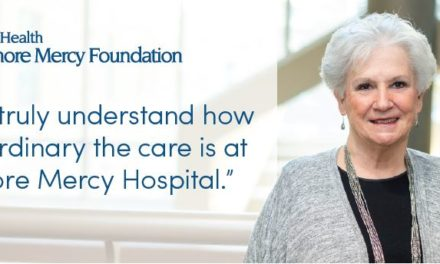 Retired Nurse Helps Fight COVID-19 Thanks to Care Team at Kenmore Mercy