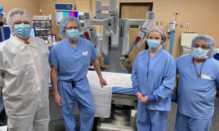 Mount St. Mary's Hospital Grows Robotic Surgery Program with Acquisition of da Vinci System