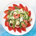 Seafood & Asparagus Salad